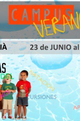 CAMPUS DEPORTIVO E INFANTIL DE VERANO 2014