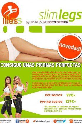PIERNAS PERFECTAS SLIM LEGS