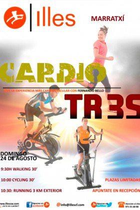 CARDIO TR3S