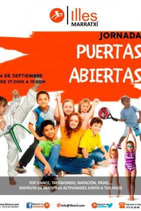 JORNADA DE PUERTAS ABIERTAS ACTIVIDADES INFANTILES