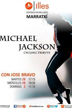 MICHAEL JACKSON CYCLING TRIBUTE
