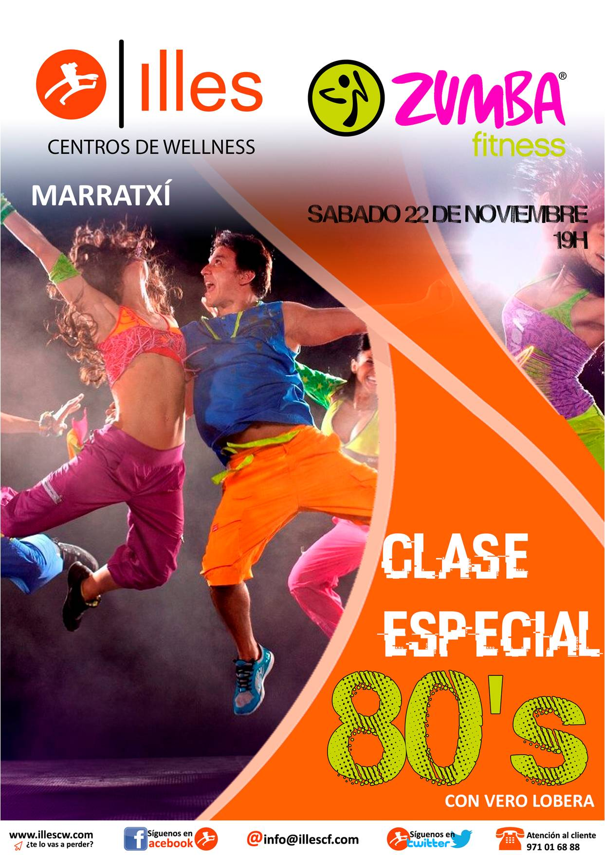 141118 Zumba años 80 MTX red