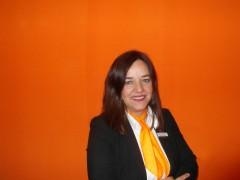 María José  Peinado, Atención al Cliente.