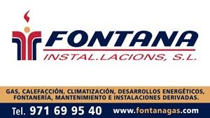 Fontana gas