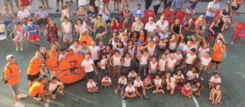 GRANDES ACTUACIONES DE LOS PEQUEÑOS DEL CAMPUS ILLES