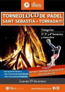 170119 Torneo loco Padel red