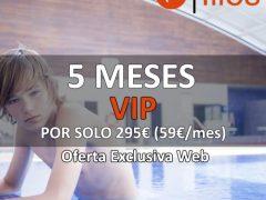5 meses vip Oferta exclusiva web