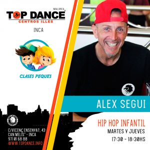 ALEX-HIP-HOP-INFANTIL