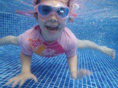 Cursillos de natación