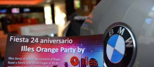 ILLES ORANGE PARTY- Premios del Sorteo