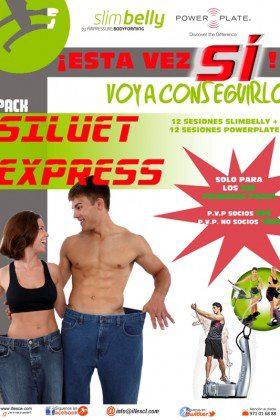 PACK SILUET EXPRESS