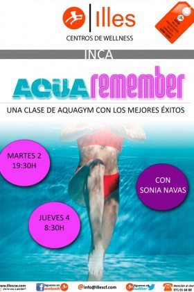 AQUAFIT REMEMBER
