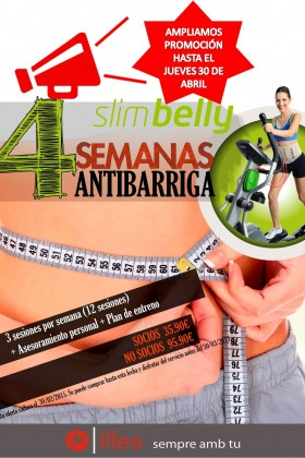 MES ANTIBARRIGA SLIM BELLY AMPLIAMOS PLAZOS