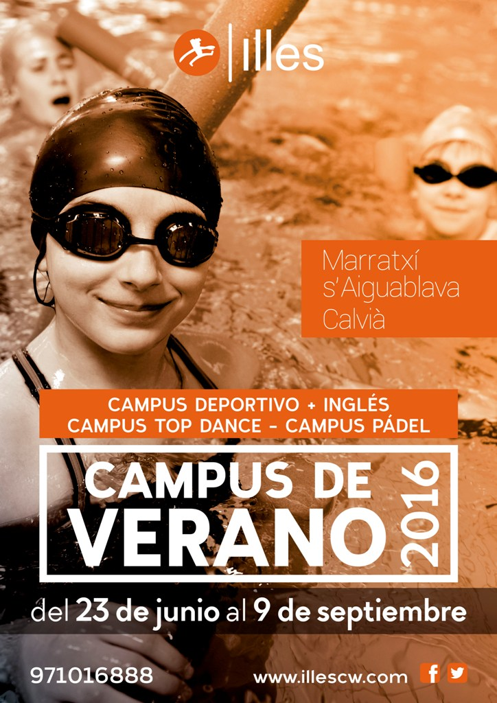 160426 cartel Campus verano 2016 red