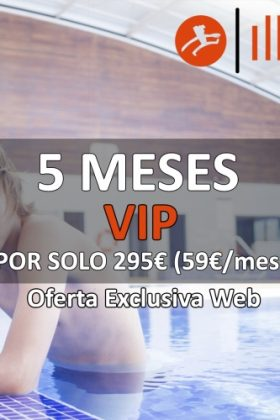 5 meses vip Oferta exclusiva web