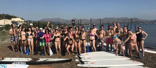 Salida PADDLE SURF