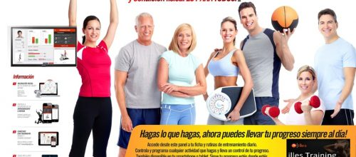 ILLES Training, optimiza tu entreno