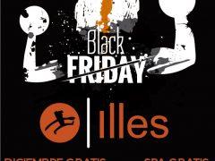 BLACK FRIDAY en ILLES