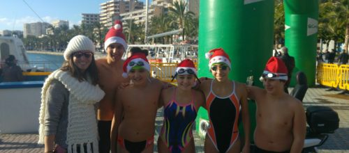 La Escuela de Natación de ILLES participa en la VIII Copa Nadal