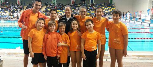 La Escuela de Natación participa en el Trofeo CN Palma.