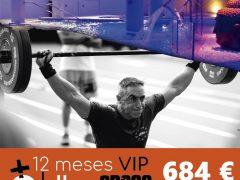 Oferta 12 meses VIP + ILLES CROSS