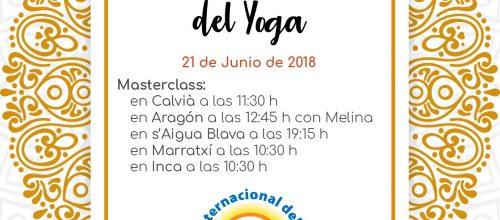 """""""Día Internacional del Yoga"""""""