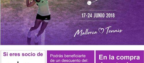 Illes Gimnasio Oficial del Mallorca Open WTA 2018