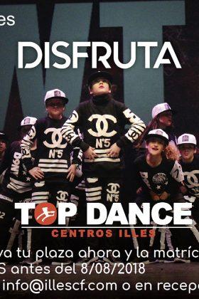 Disfruta de TOP DANCE
