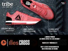 Ser ILLES Cross tiene premio, ven a probar el mejor material TRIBE 10 y 11 de julio.