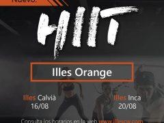 Illes Orange HIIT