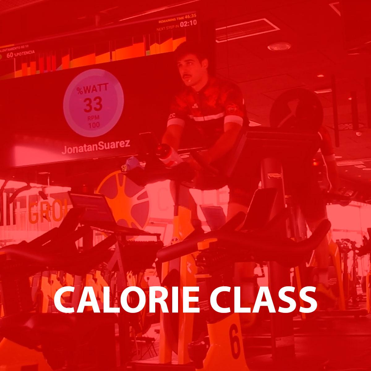 Calorie Class